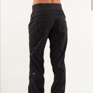 Lululemon Quick Step Pants Size 4